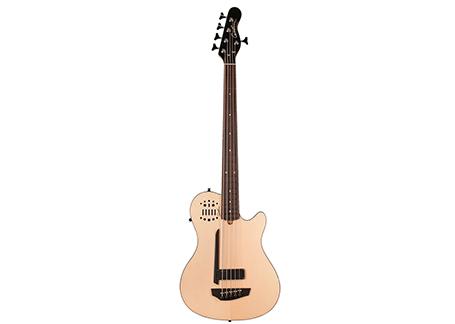 A5 Bass ULTRA Natural SG Fretted RN SA