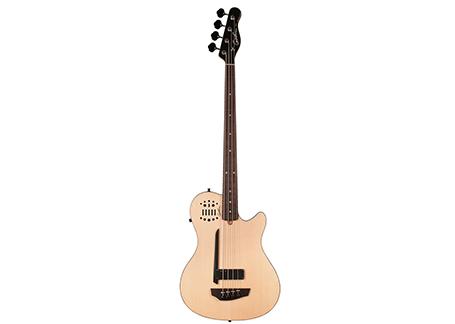 A4 Bass ULTRA Natural SG Fretted RN SA