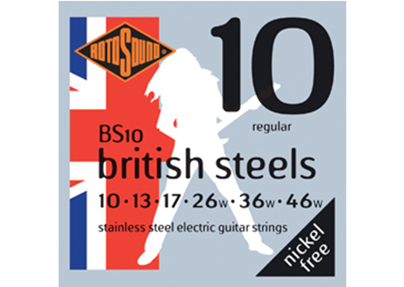 BRITISH STEELS
