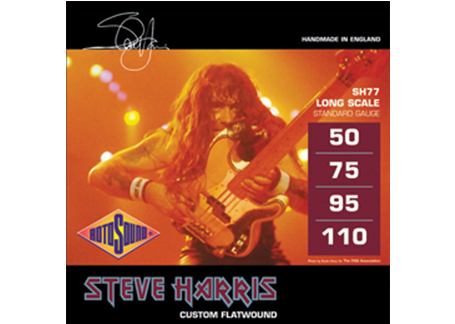 STEVE HARRIS SIGNATURE SET