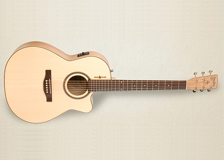 Heart of Wild Cherry CW Folk T35
