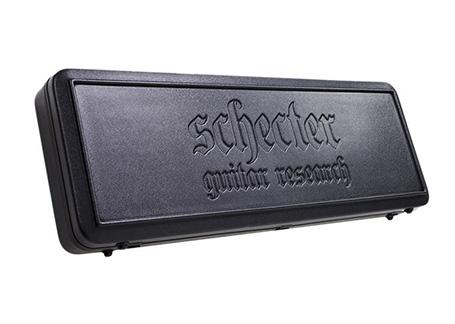 C-Shape Bass Hardcase (SGR-6B)