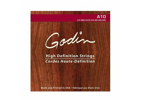 a10 High-Definition Strings