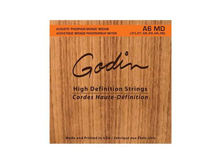 a6 MD Acoustic HD Strings