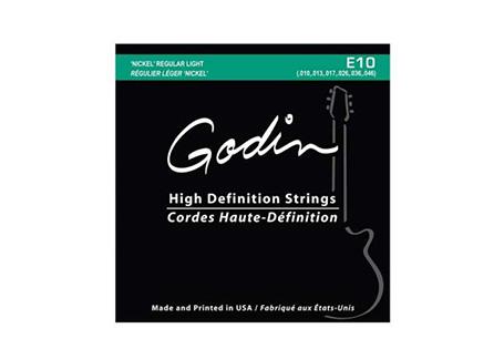 E-10 Electric HD Strings