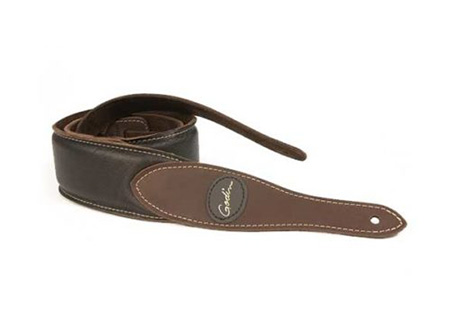 Godin Brown Padded Strap