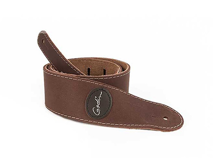 Godin Brown Leather Strap