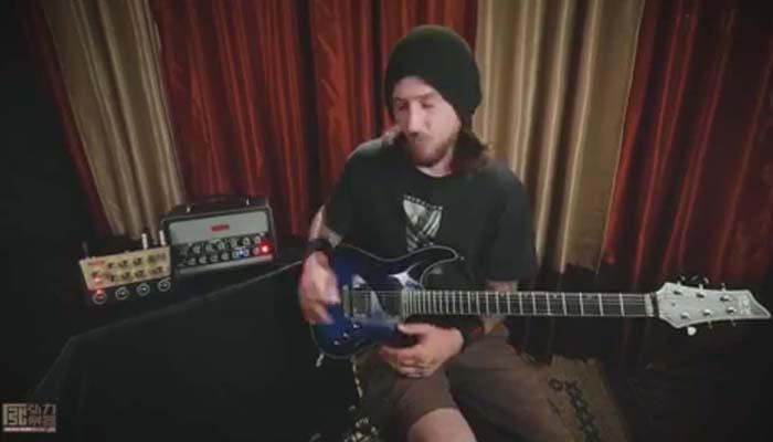 Kris Norris demos BIAS Distortion pedal