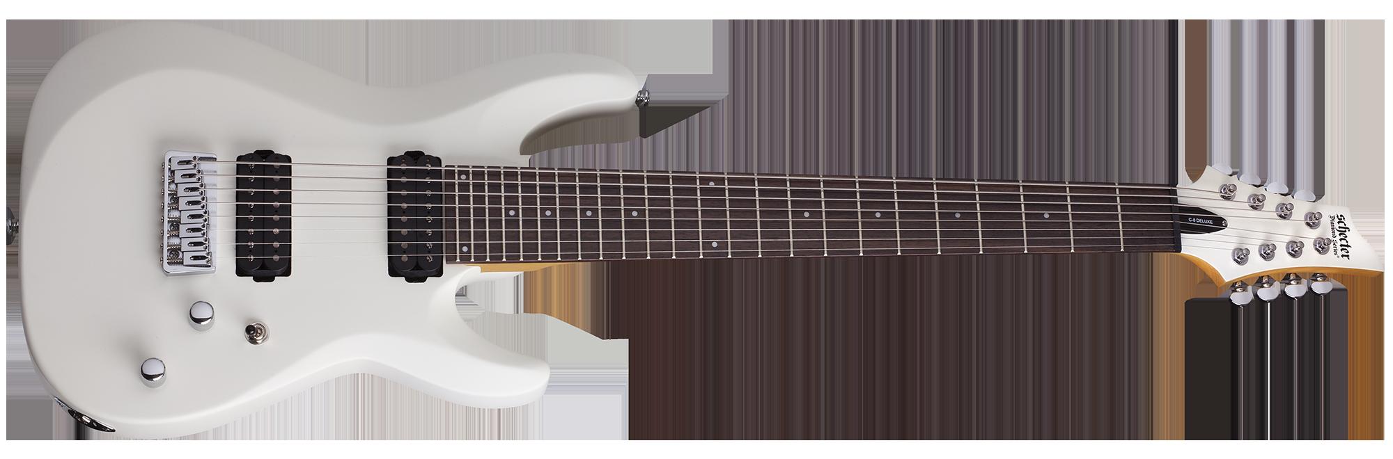 C-8 Deluxe Satin White (SWHT) SKU #441
