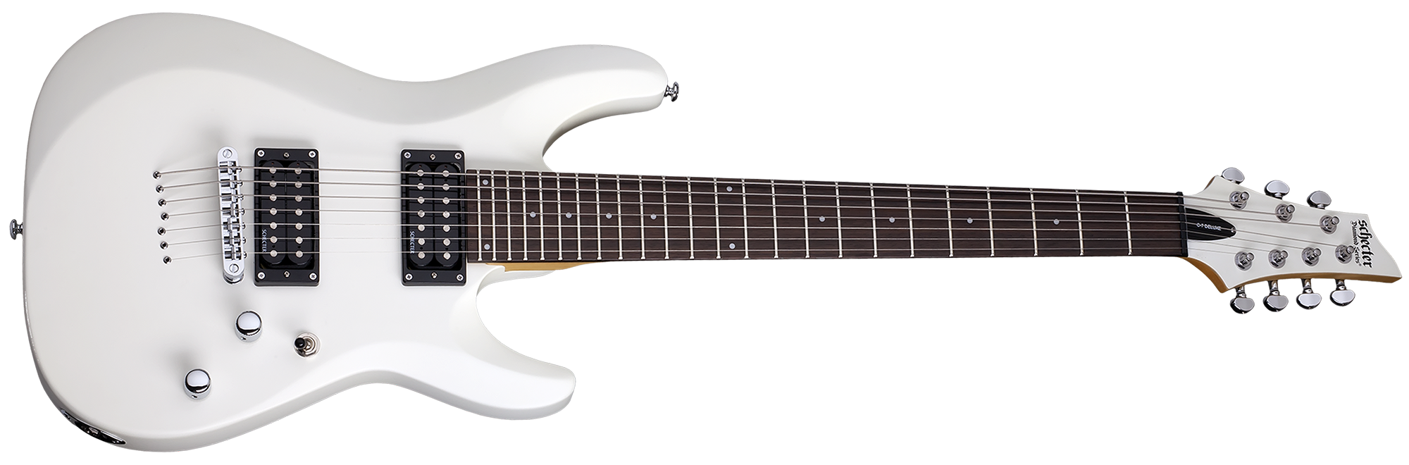 C-7 Deluxe Satin White (SWHT) SKU #438