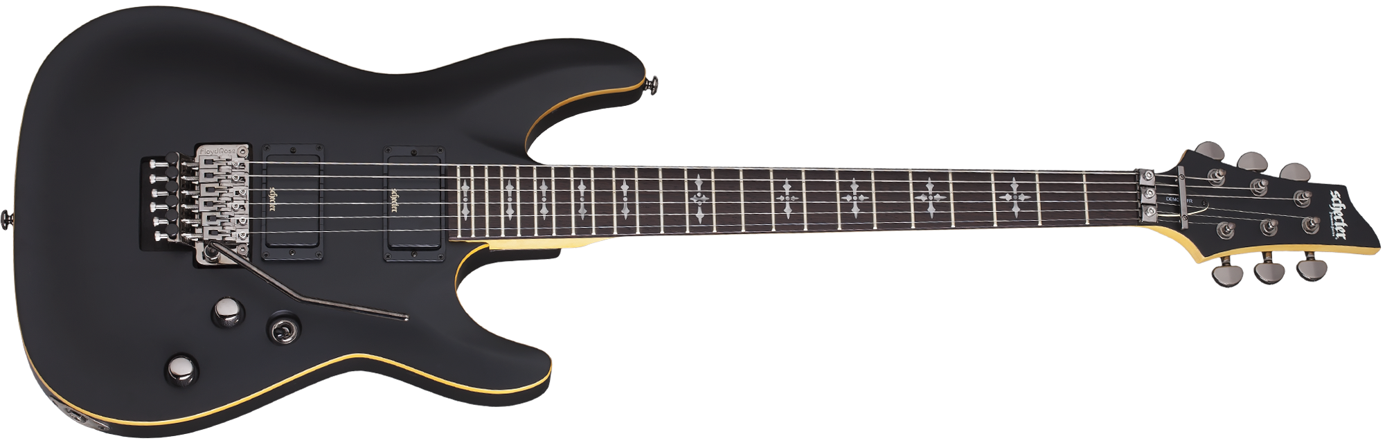 Demon-6 FR Aged Black Satin (ABSN) SKU #3661