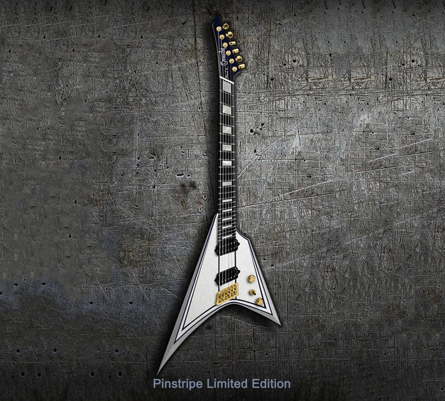 Metal V GTR MULTISCALE - Pinstripe Limited Edition