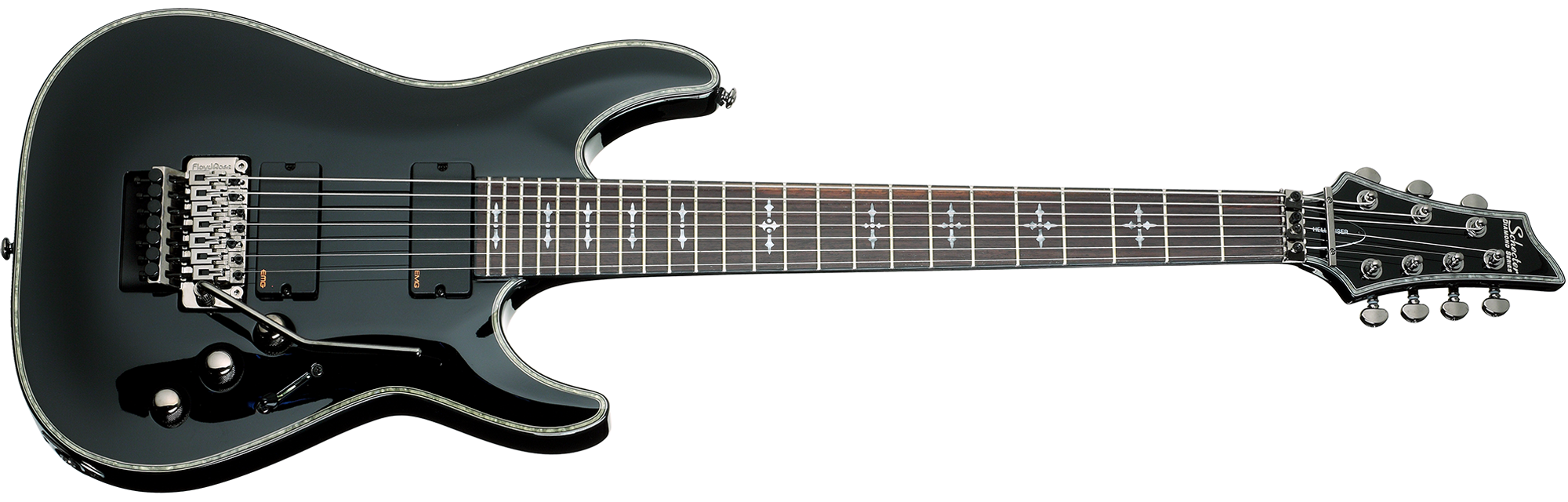 Hellraiser C-7 FR Gloss Black (BLK) SKU #1813