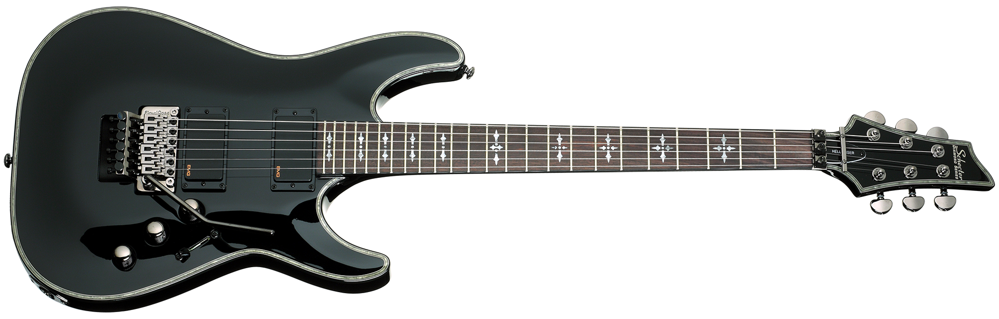 Hellraiser C-1 FR Gloss Black (BLK) SKU #1793
