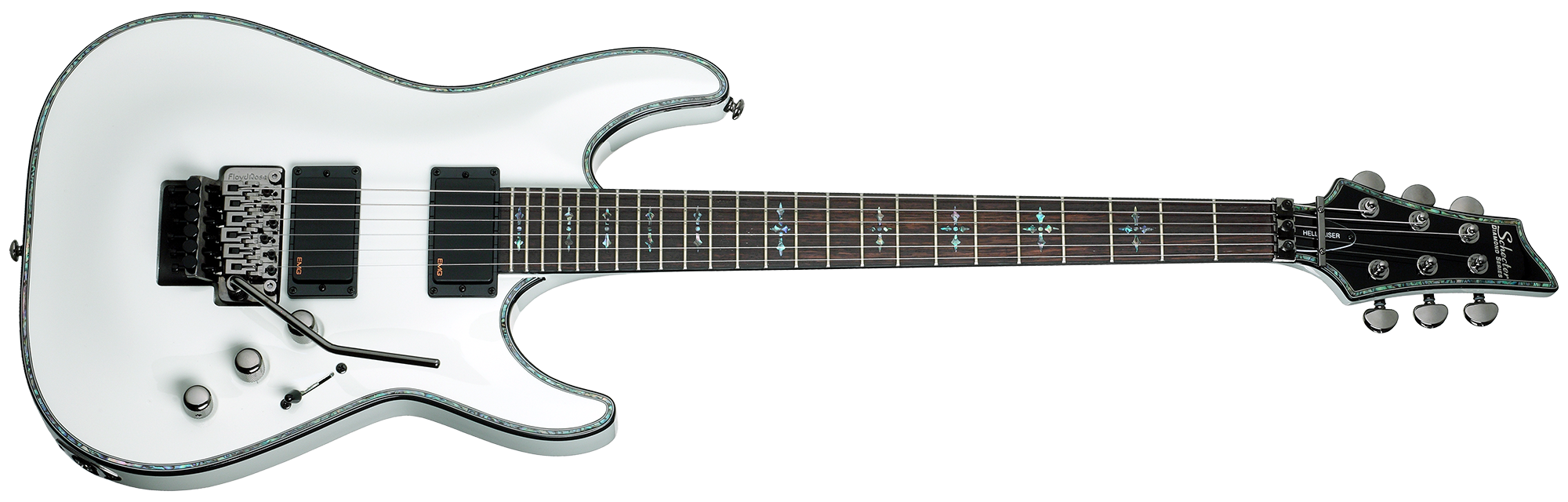 Hellraiser C-1 FR Gloss White (WHT) SKU #1809