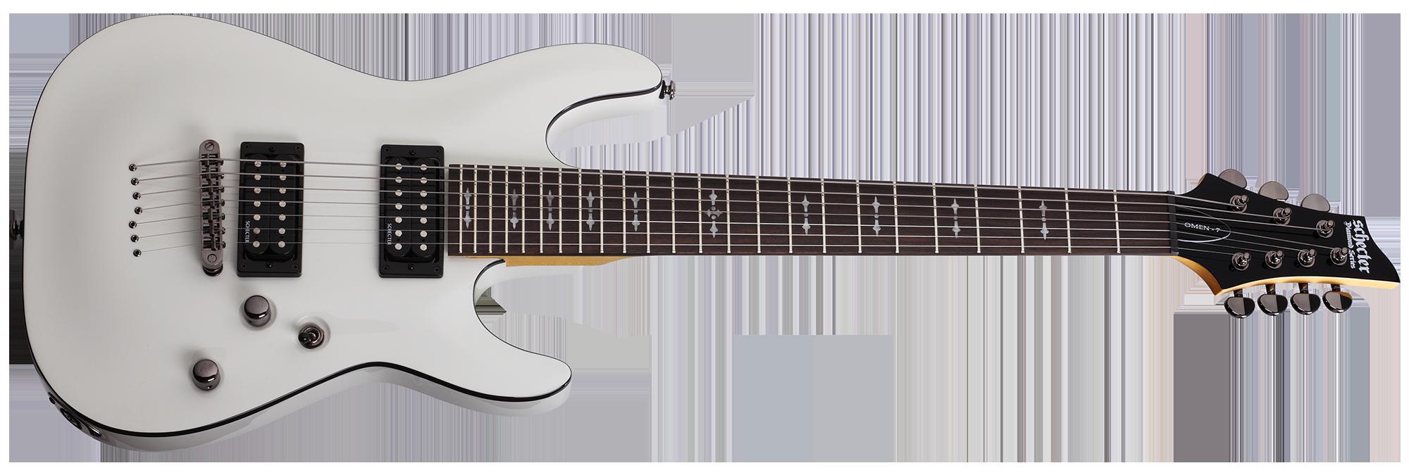 Omen-7 Vintage White (VWHT) SKU #2067