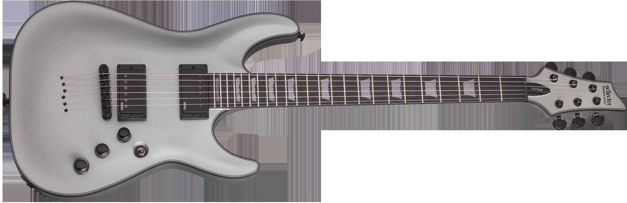 C-1 Platinum Satin Silver (SSV) SKU #811