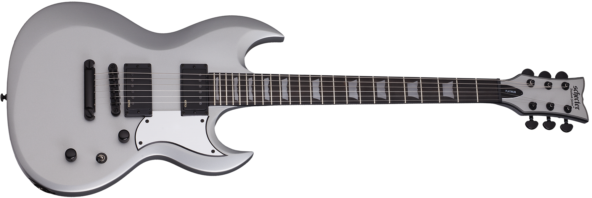 S-II Platinum Satin Silver (SSV) SKU #817