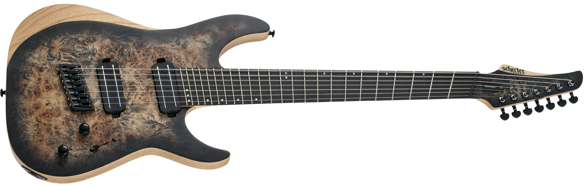Reaper-7 Multiscale Satin Charcoal Burst (SCB) SKU #1509