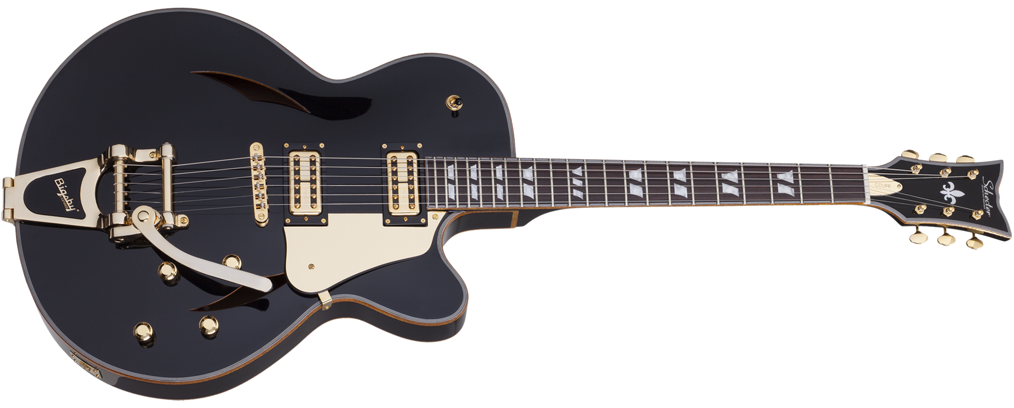 Coupe Gloss Black (BLK) SKU #296