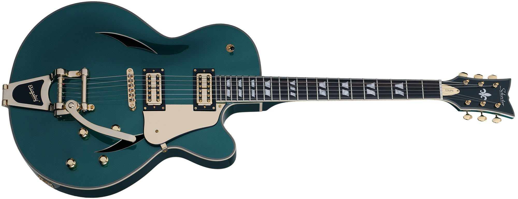 Coupe Dark Emerald Green (DEG) SKU #297