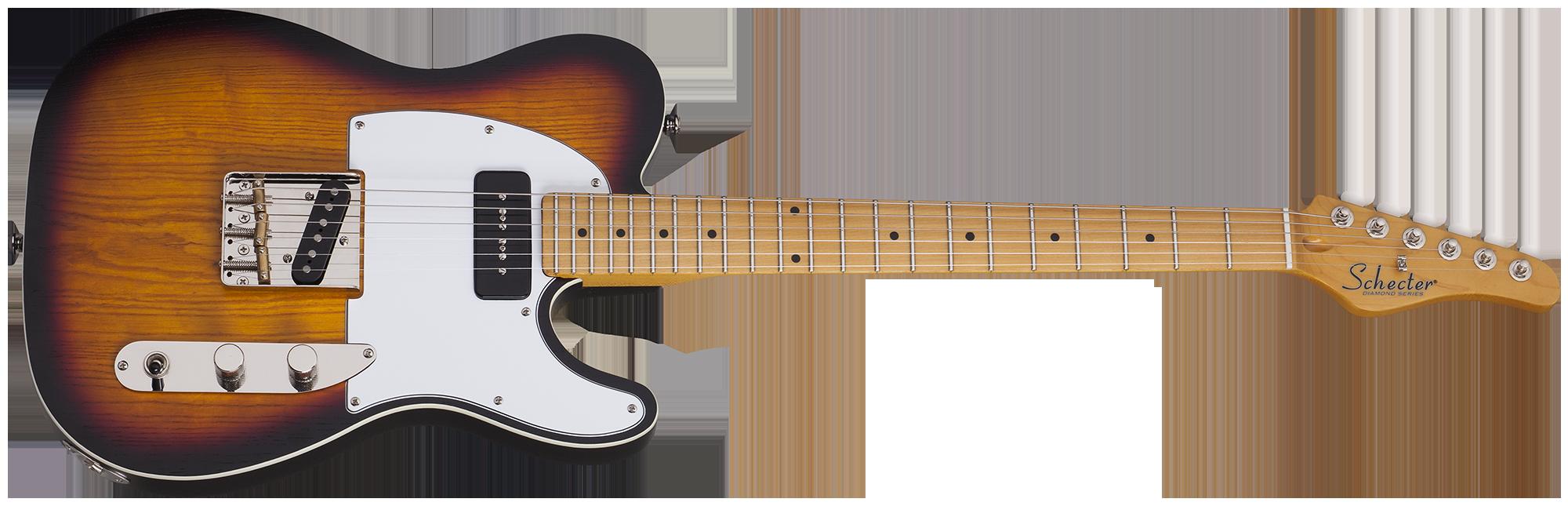 PT Special 3-Tone Sunburst Pearl (3TSBP) SKU #665