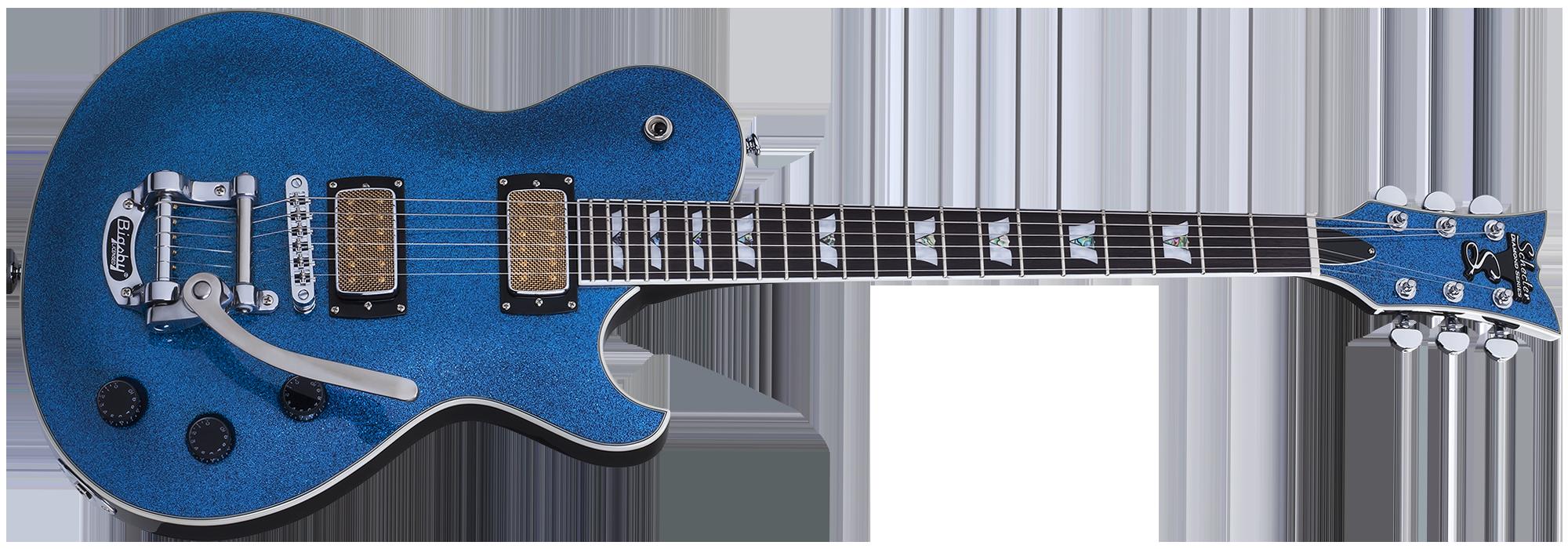 Solo-6B Blue Sparkle (BLU S) SKU #175