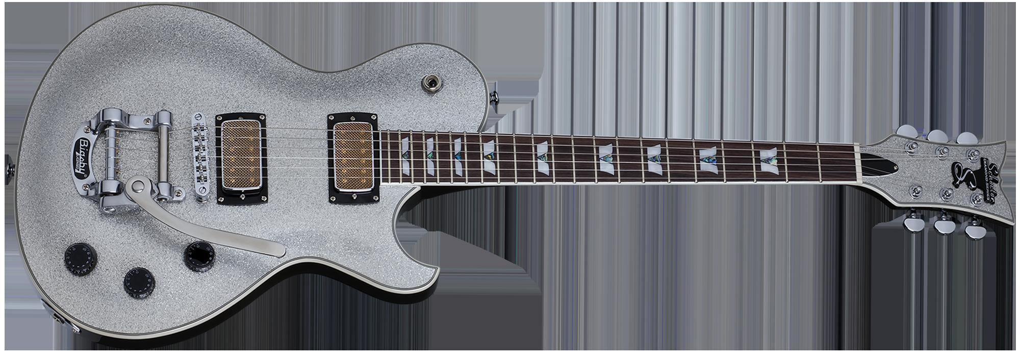 Solo-6B Silver Sparkle (SIL S) SKU #176