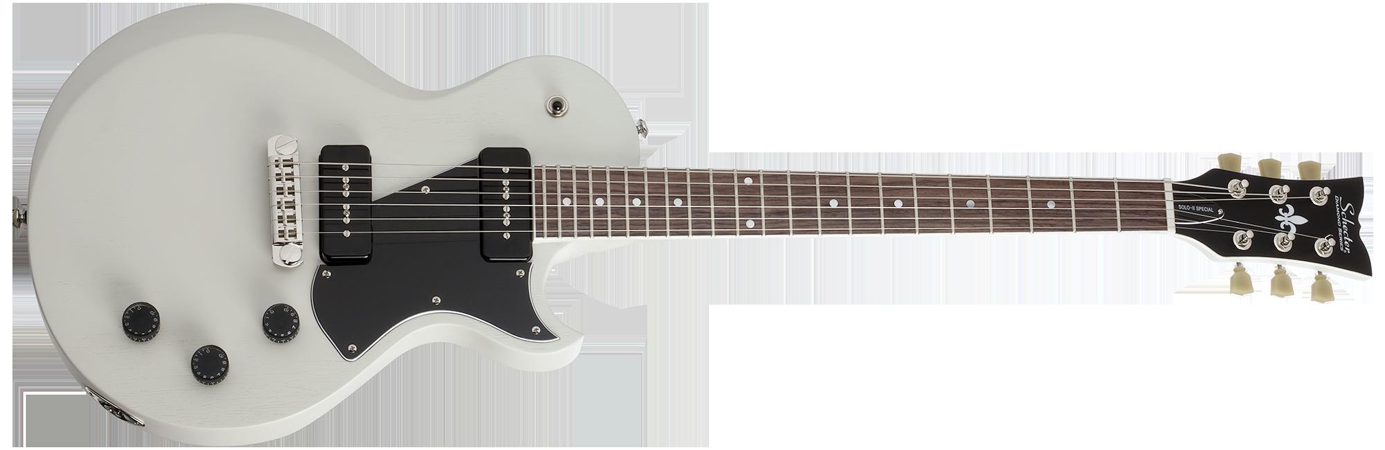 SOLO-II SPECIAL Vintage White Pearl (VWHTP) SKU #862