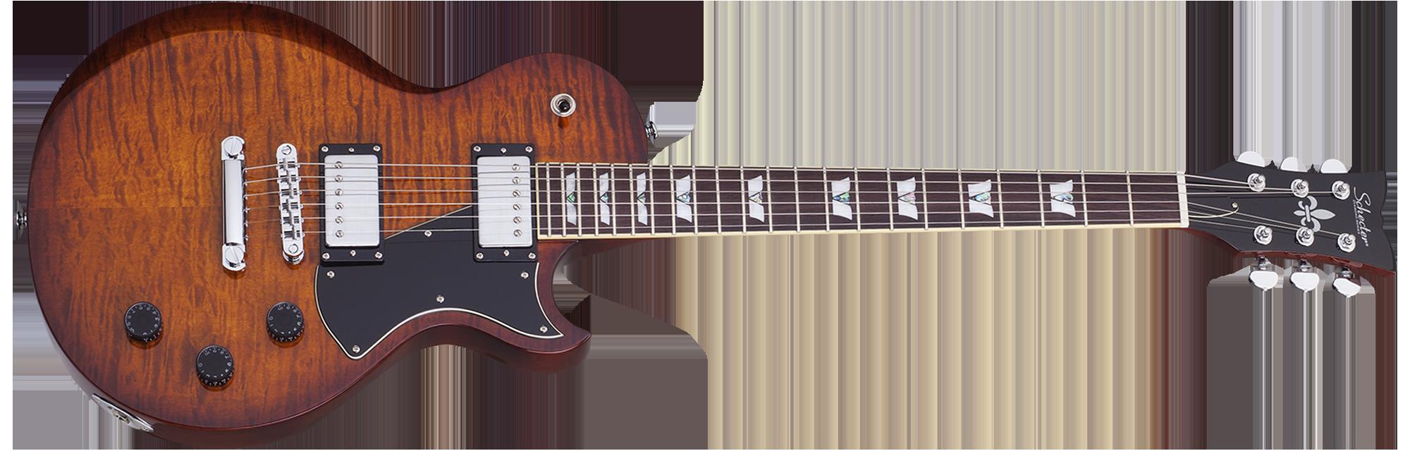 Solo-II Standard Faded Vintage Sunburst (FVSB) SKU #1321