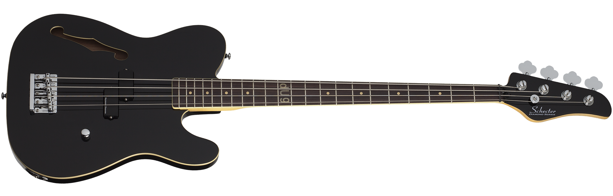 dUg Pinnick Baron-H Bass Gloss Black (BLK) SKU #262