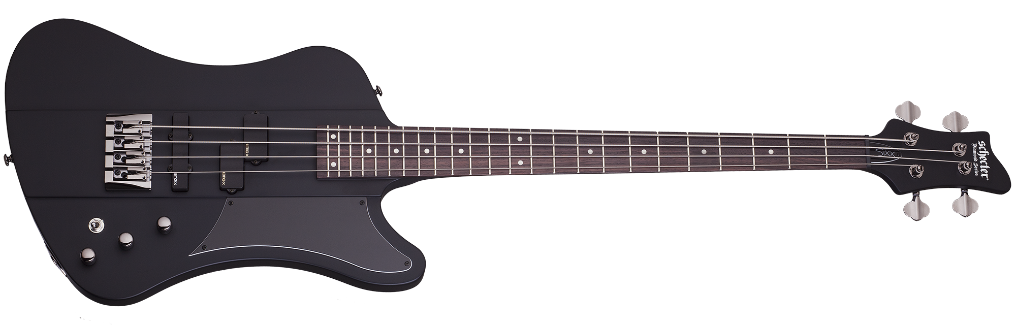 Schecter Sixx Bass Satin Black (SBK) SKU #210
